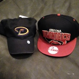 "Vintage Diamondbacks ""The Franchise"" TWIN HAT"
